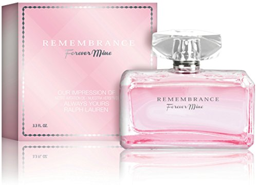 Remembrance Forever Mine Perfume for Women, 2.7 Ounce 80 Ml - Scent Similar to Romance Always Yours