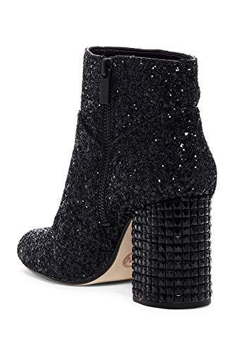 Femmes Michael Michael Kors Bottes Couleur Noir Black Glitter Taille 36 EU / 5.5