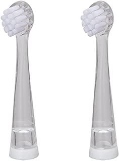 ベビースマイル シースター こども用電動歯ブラシ プチブルレインボー 替えブラシ やわらかめ S-202RB