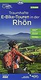 ADFC Traumhafte E-Bike-Touren in der Rhön: 1:75.000, wetterfest, reißfest, GPS-Tracks Download: wetterfest, reißfest, GPS-Tracks Download, mit Tourenvorschlägen (ADFC-Regionalkarte 1:75000)