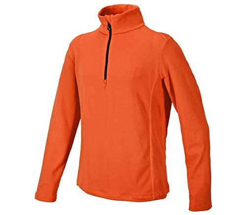 CMP - Jacquard Sweat Polaire pour Hommes (Orange) - XL (52)