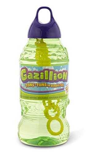Gazillion by Funrise 35383 Bubbles Gazillion Seifenblasen 2 Liter Lösung Seifenblasenmaschine, Multi, 2 Litre