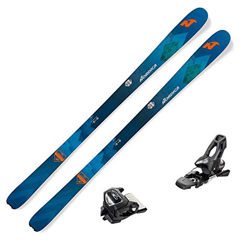 Nordica 2020 Navigator 85 Skis w/Tyrolia Attack2 11 GW Bindings (165)