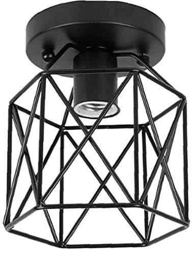 Ohomr Estilo Industrial de luz LED de Techo luz de Techo de...