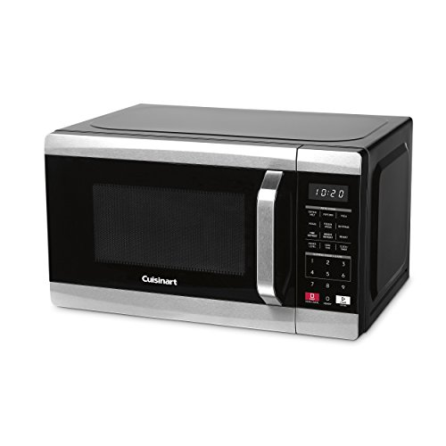 Cuisinart CMW-70 Stainless Steel Microwave Oven, Silver