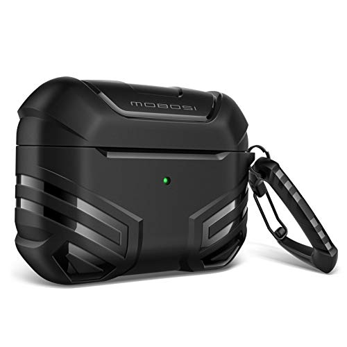 MOBOSI Vanguard Armor Series Military AirPods Pro Case, Full-Body Hard Shell Protective Cover Case...