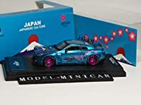 SAKURA!Red Wheels!限定品!Duck Tail!TM 1/64 日産 NISSAN GT-R R35 LB Works Liberty Walk Zero Fighter サクラ 新品