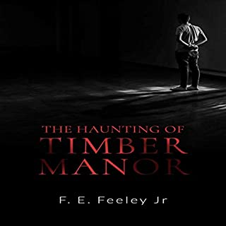 The Haunting of Timber Manor audiobook cover art