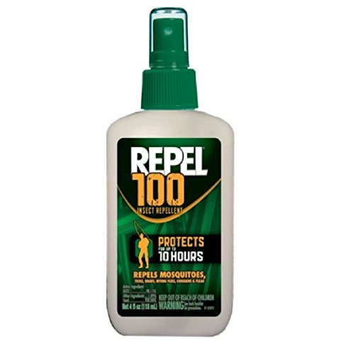 Repel 100 Insect Repellent, 4 fl oz, Twin Pack
