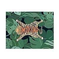 ピクニック布 漫画のパターンのポリエステルテーブルクロススピルプルーフ防しわ性表カバーにキッチンは、卓上装飾ダイニング テーブルクロス (Color : A, サイズ : 200X140cm)