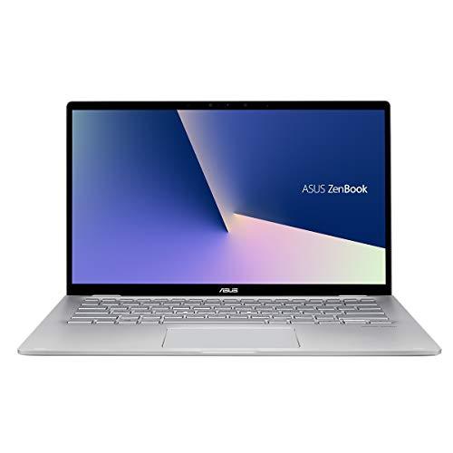 ASUS ZenBook Flip 14 UM462DA-AI038 - Ordenador portátil de 14' FHD (Ryzen R5 3500U, 8 GB RAM, 512 GB SSD, Radeon RX Vega 10 Graphic, Endless OS en inglés) Aluminio Gris Claro - Teclado QWERTY español