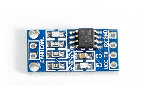 MissBirdler Can Bus CAN-Transceiver TJA1050 für Can-Controller 1 Mbaud, 3,3V bis 5V