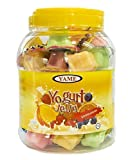 Yame Pudding || Yogurt Jelly Jar Nata De Coco || Net .weight 3.59lb - pack 01