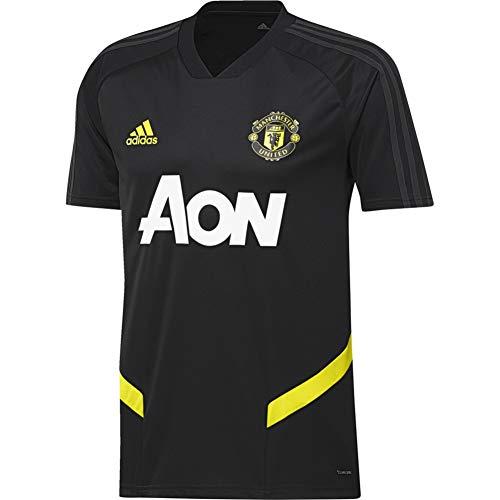 Adidas Manchester United Training Trikot (S, schwarz)