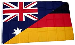 Fahne / Flagge Deutschland / Australien NEU 90 x 150 cm