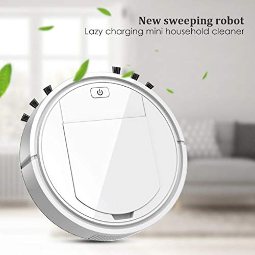 Buy Bargain Robot Cleaner,Vacuum Cleaner Robot for Home Smart Planed Type Auto Charge Automatic Swee...