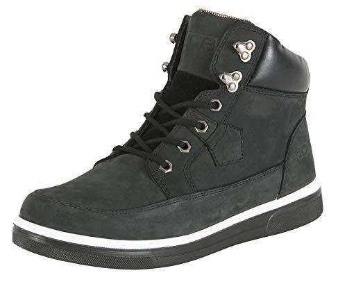 JCB Workwear 4CX S1P Nubuck Bottes de randonnée 8 tailles Noir