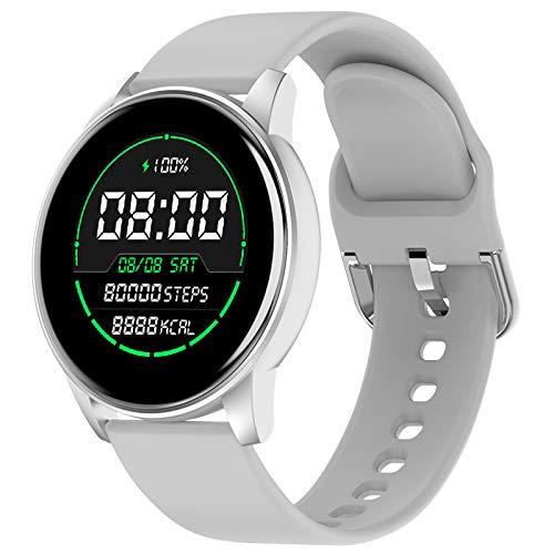 LIGE Smart Watch, Fitness-Tracker mit Blutdruck/Herzfrequenz/Pulsoximeter/Blutsauerstoff Monitor,1,3