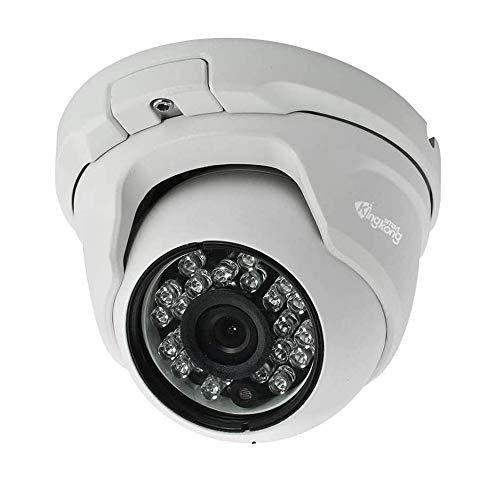 KingkongSmart Cámara IP UltraHD Onvif 4MP PoE con Audio, cámara...
