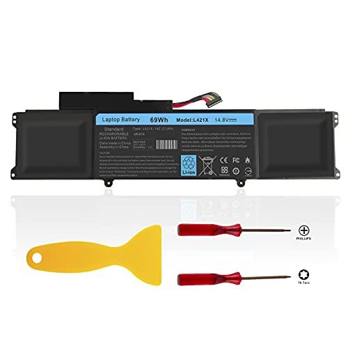 Laptop Battery for Dell Ultrabook XPS 14 Ultrabook...