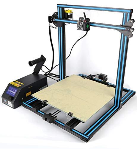 Impresora CR-10 S5 Creality printer de impresión máximo 500x500x500mm doble eje