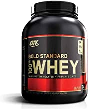 Gold Standard 100% ホエイ プロテイン ダブルリッチチョコレート 2.27kg (5lbs) [米国メーカー正規品] [海外直送品]