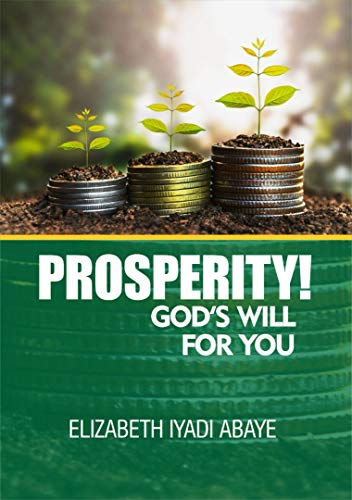 PROSPERITY! GOD'S WILL FOR YOU (Abaye) (English Edition)