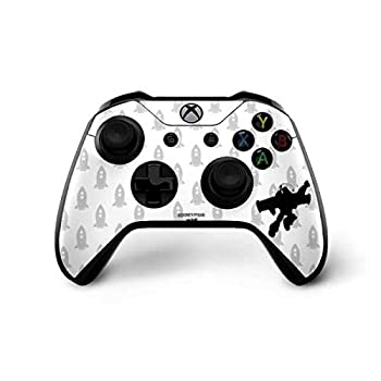 Skinit Decal Gaming Skin Compatible with Xbox One X Controller - Officially Licensed Disney Buzz Lightyear Silhouette Design