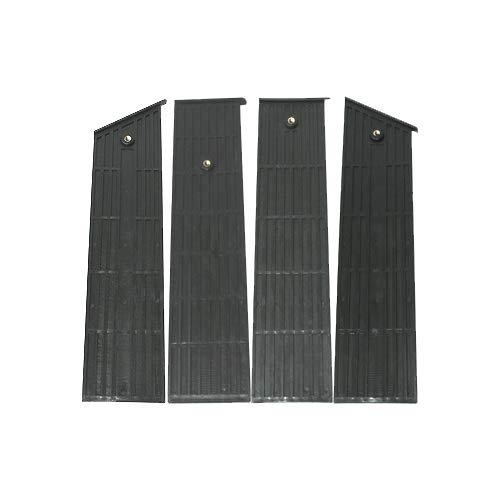 LESCHA ATIKA Ersatzteil | Gleitplattenset für Holzspalter ASP 8 N/SPL 8