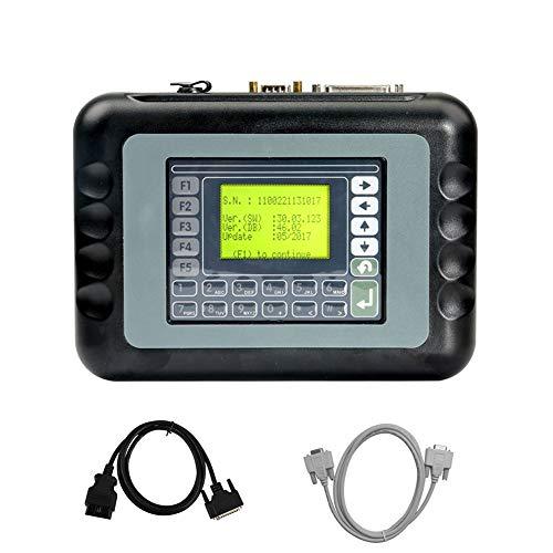 JXHD Touche Programmateur/ /trouver Pin /transpondeur Clone Device/ Langues Multiples Smart Zed-Bull Programmeur avec Mini Type Pas Besoin de jetons