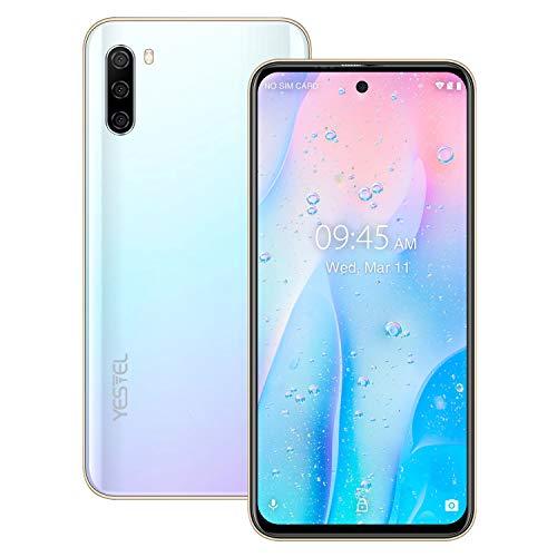 avis smartphone dual sim professionnel YESTEL Note 30 Pro déverrouille un téléphone portable 4G, un smartphone double SIM, un écran LCD 6.4…