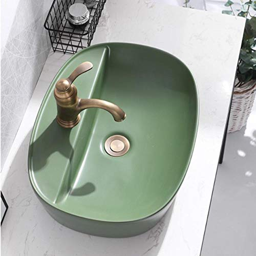 For Sale! Vessel Sink Nordic Above Counter Bathroom Countertop Bowl Lavatory Vanity Vessel Sink Vess...
