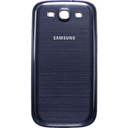 Gebrauchte Akkudeckel / Batterie Abdeckung in blau für Samsung Galaxy S3 i9300 / i9305