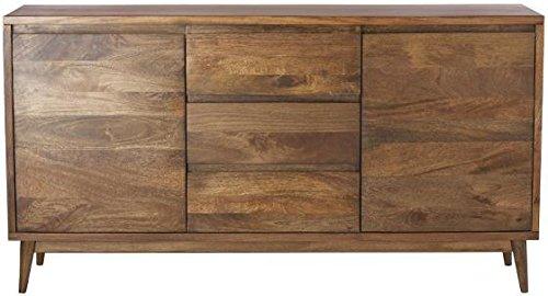 Home Decorators Collection Conrad Sideboard, 35' Hx67 Wx18 D, Antique Natural