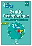 Outils pour le Français CM1 (2019) - Banque de ressources sur CD-Rom avec guide pédagogique papier (2019)