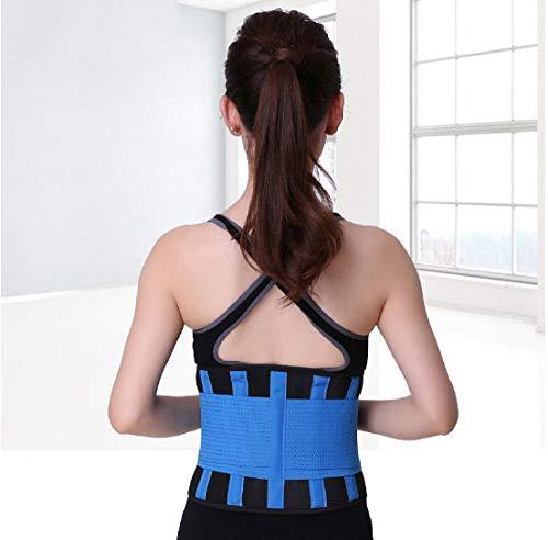 Fitness riem warme taille ondersteuning sport buik taille verstelbare gewicht tillen taille ondersteuning