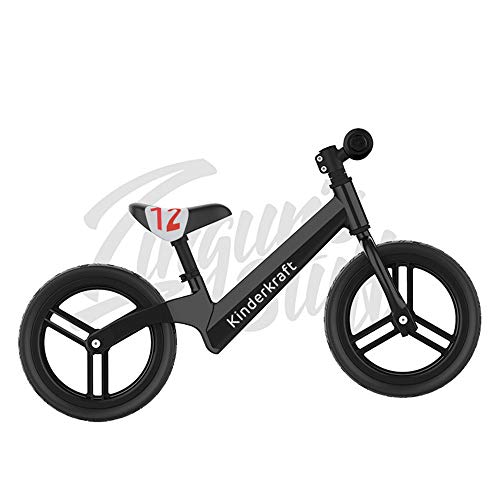 Bicicleta Sin Pedales Ultraligera con sillín Regulable Niños 2-5 Años Cielo Estrellado...
