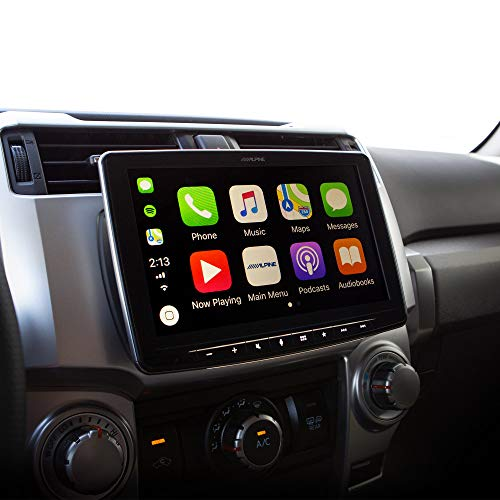 Alpine Electronics iLX-F309FRN Alpine Electronics iLX-F309FRN 9' in-Dash Mech-Less System for 2016-2019 4-Door Toyota 4Runner