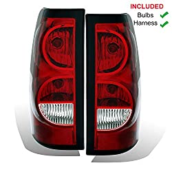 Replacement Rear Brake Tail Lights