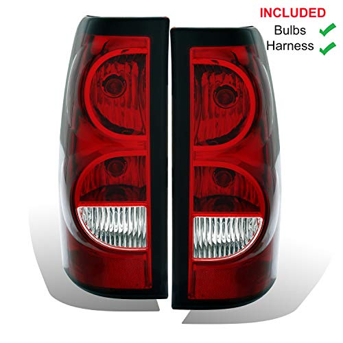 04 chevy truck tail lights - 3
