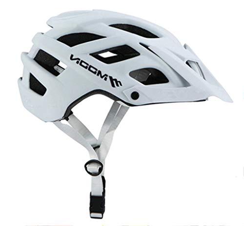 QMZDXH Casco de Bicicleta MTB con MIPS, Protección de Seguridad Ciclismo Sombreros...