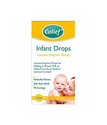 Colief Tropfen für Kleinkinder, 15 ml
