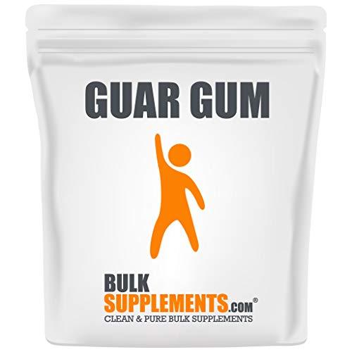 BulkSupplements Guar Gum Powder (100 Grams)