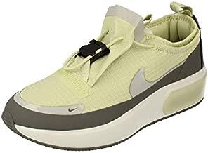 Nike Womens Air Max Dia Winter Running Trainers BQ9665 Sneakers Shoes (UK 4.5 US 7 EU 38, Olive Aura Smoke Grey 300)