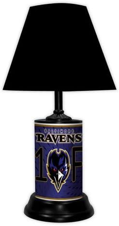Ravens Sales results No. safety 1 Desk Lamp