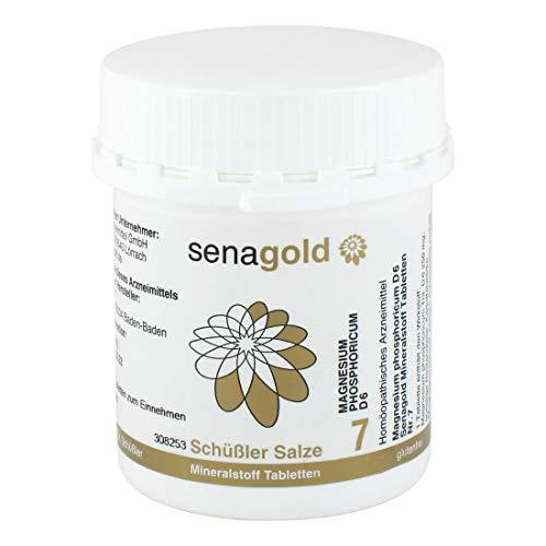 Schüßler Salze Nr. 7 | Magnesium phosphoricum D6 | Tabletten | glutenfrei (400 St.)