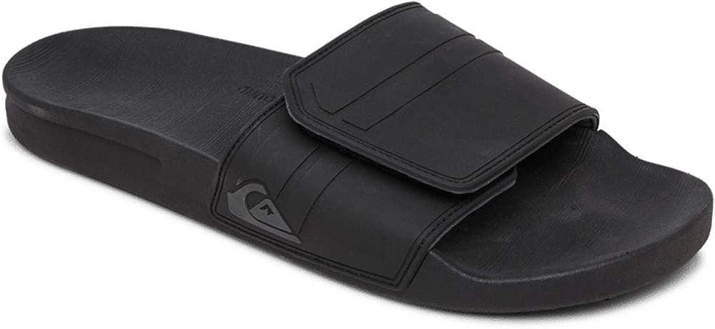 Quiksilver Mens Rivi Slide Adjust Flip-Flop