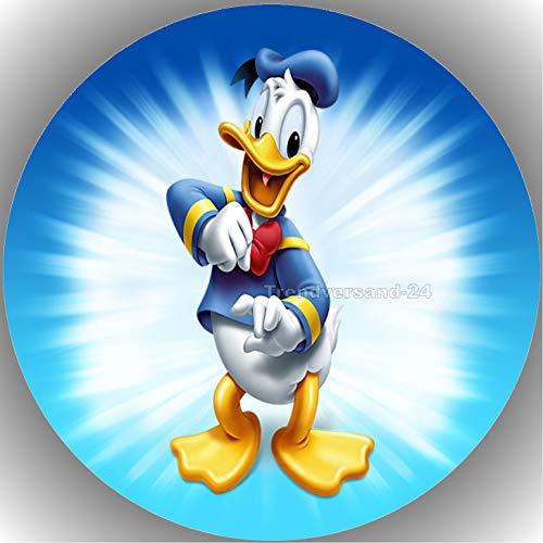 Premium Esspapier Tortenaufleger Donald Duck T12