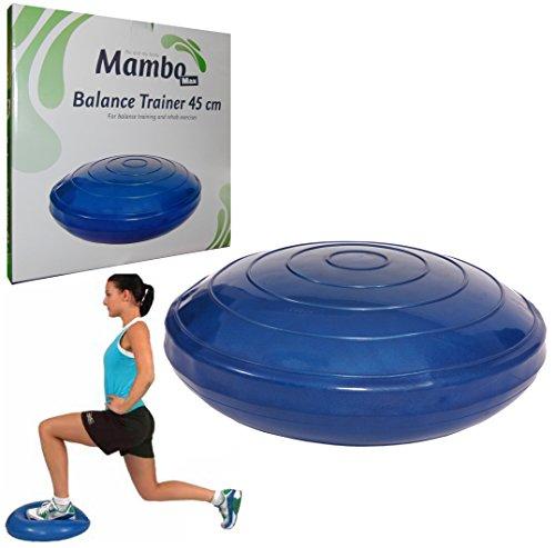 Msd BALANCE TRAINER 45cm BLU equilibrio coordinazione propriocezione muscolazione