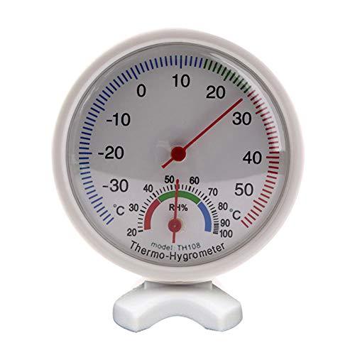 Pointsee Analoges Luftfeuchtigkeitsmesser, Thermometer Hygrometer 1#